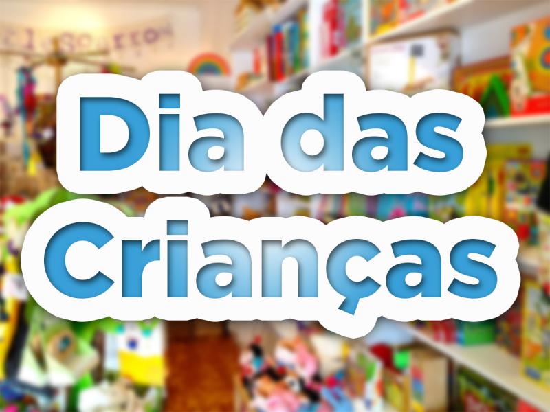 Procon Municipal orienta população sobre as compras do Dia das Crianças