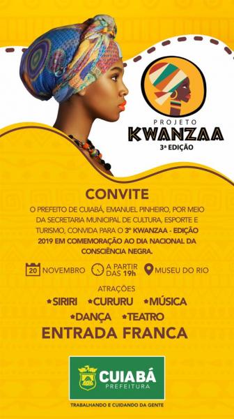 Museu do Rio recebe festival de celebração ao Dia da Consciência Negra