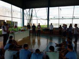 Sistema Socioeducativo recebe doações de materiais esportivos