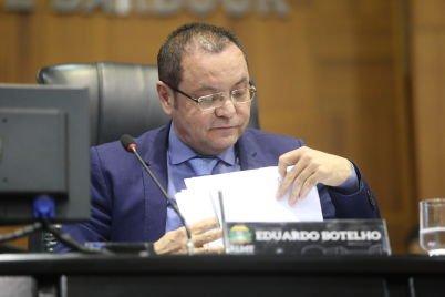 Botelho quer empenho de deputados para limpar pauta de vetos
