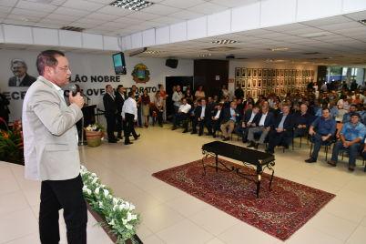 Botelho destaca ações da ALMT para o fortalecimento da agricultura familiar