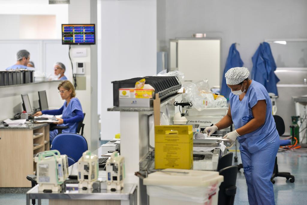 Saúde realizou 1500 contratações via processos seletivos
