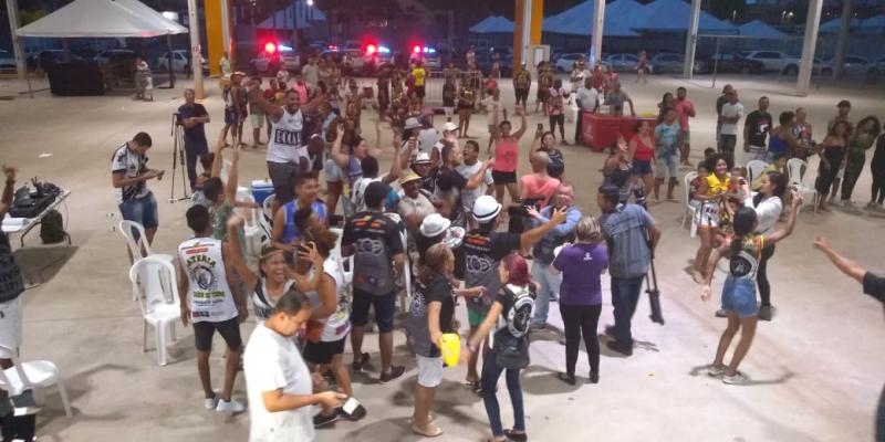 Bloco 'Boca Suja' conquista premiação do Carnaval da Gente 2020