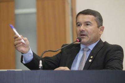 Deputado João Batista quer informações sobre Fundo do Sistema Penitenciário