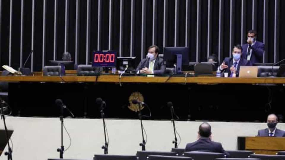 Câmara aprova MP que libera R$ 8,6 bilhões para combate ao coronavírus