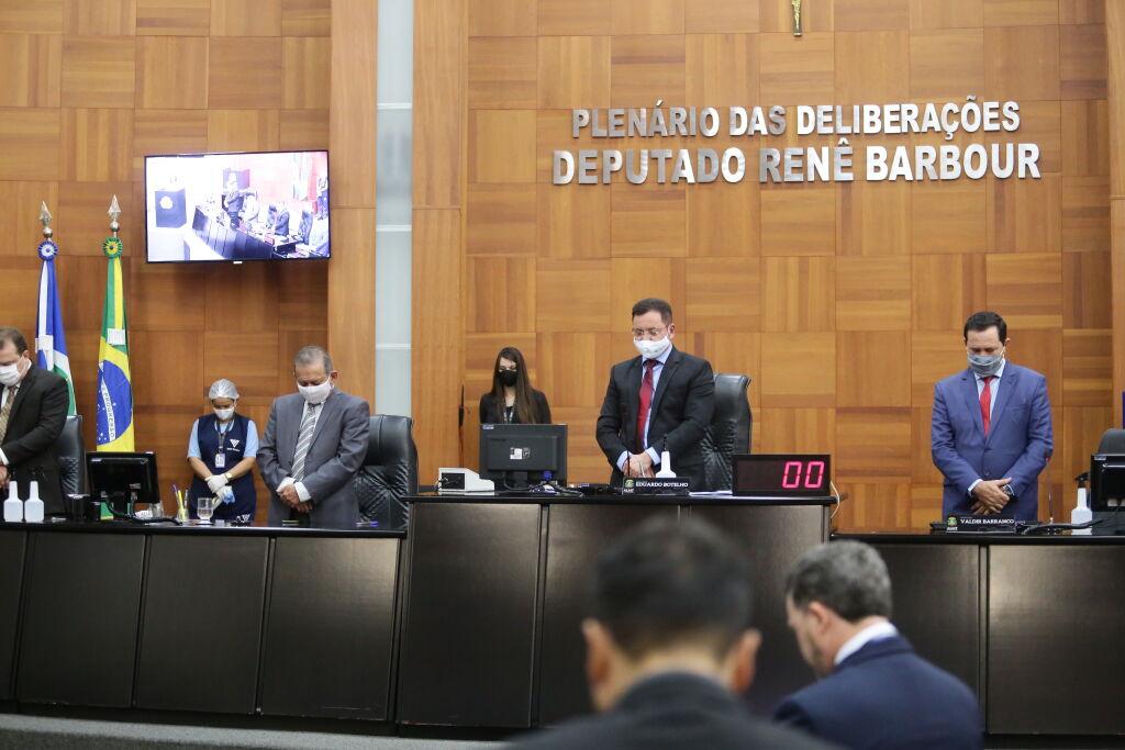 Deputados elegem nova mesa diretora para o biênio 2021-2023