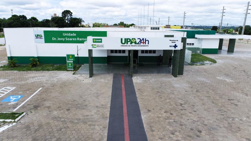 Prefeito destaca papel de apoio da UPA Verdão no enfrentamento ao novo coronavírus