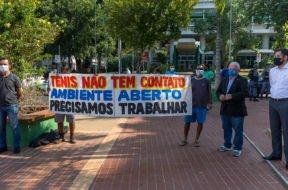 Manifestação Tênis – Crédito Foto Junior Martins (2)