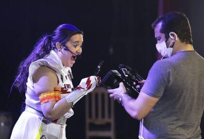 Artistas conseguem espaço para apresentação durante a pandemia