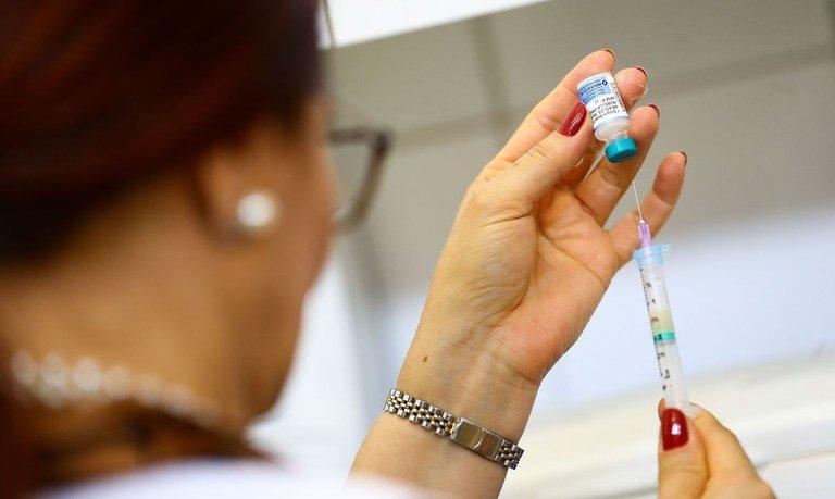 Campanha de vacinação segue até 30 de outubro