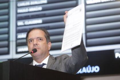Paulo Araújo apresenta indicações na área de infraestrutura para três municípios de MT