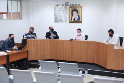 Deputados debatem impacto da Covid-19 nos setores produtivos de MT