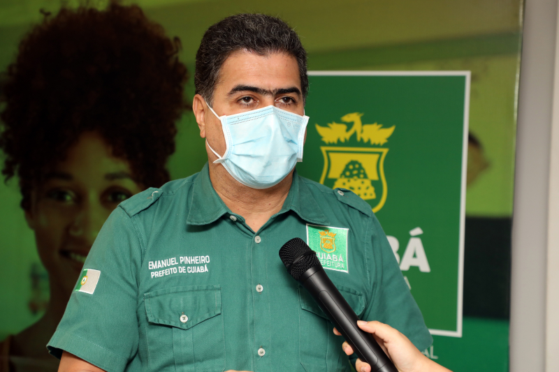 Prefeitura de Cuiabá coloca em execução as quatro etapas de planejamento ao combate à Covid-19