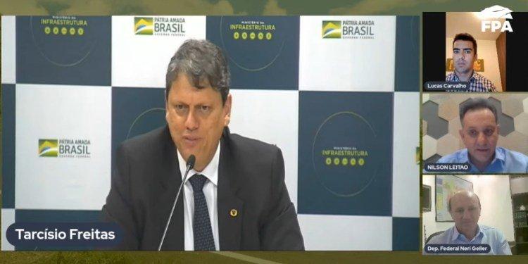 Ministro de Infraestrutura considera o texto de Licenciamento Ambiental técnico e eficiente
