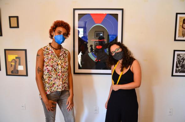 Mais de 60 obras de arte de 10 artistas negras: Museu da Imagem e do Som recebe Brava Festival até 21 de maio