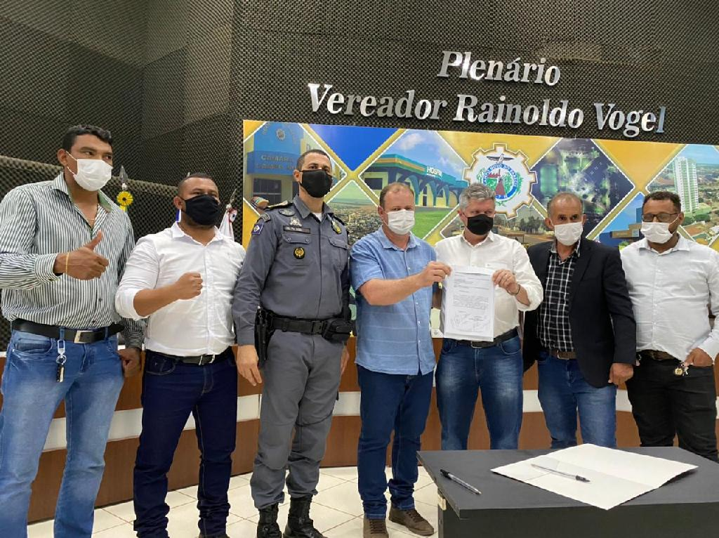Governo e Prefeitura implementam atividade delegada de militares em Campo Novo do Parecis