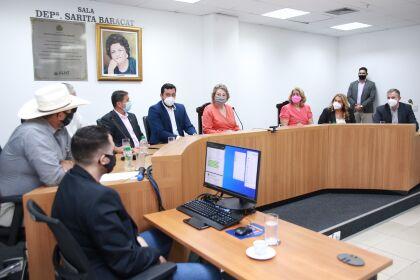 Instituto Memória do Poder Legislativo ganhará o nome de Lenine Póvoas