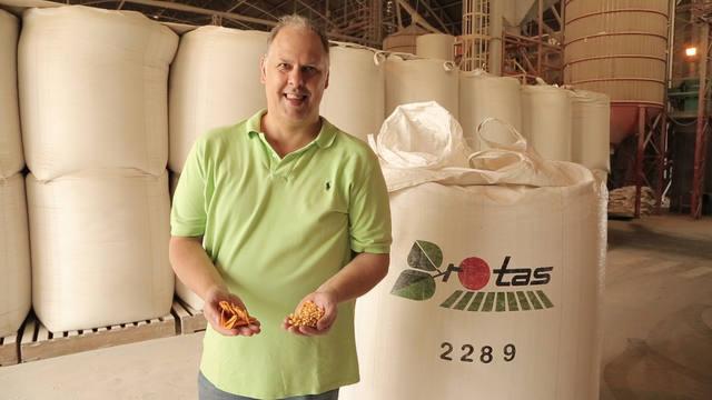 Diretor da Abramilho assume presidência da Aliança Internacional do Milho
