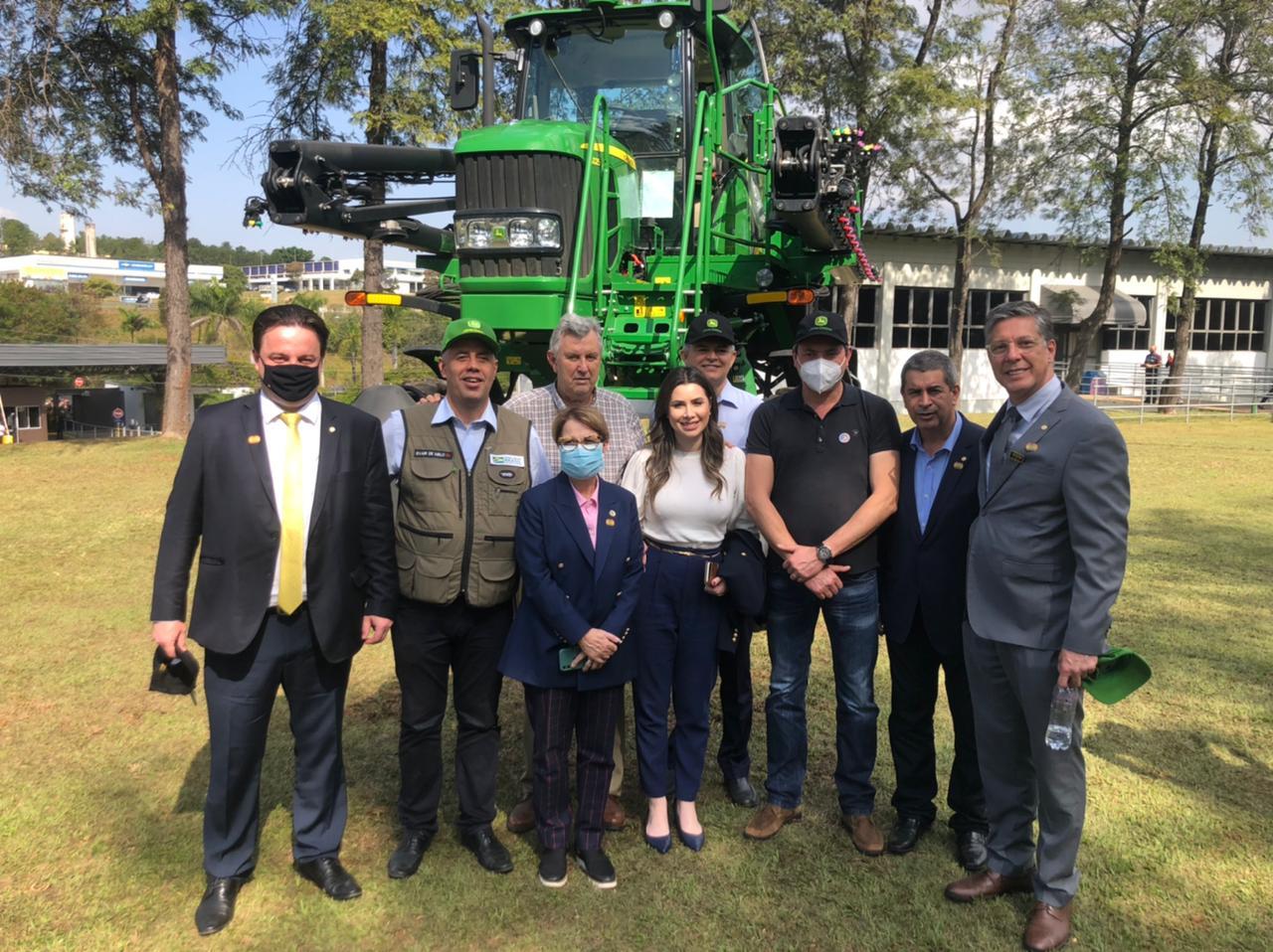 FPA participa de evento sobre conectividade rural