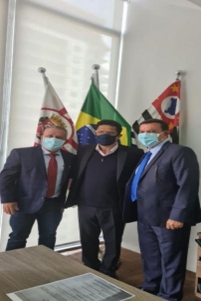 Membros da CPI da Sonegação Fiscal trocam experiências com vereadores de SP