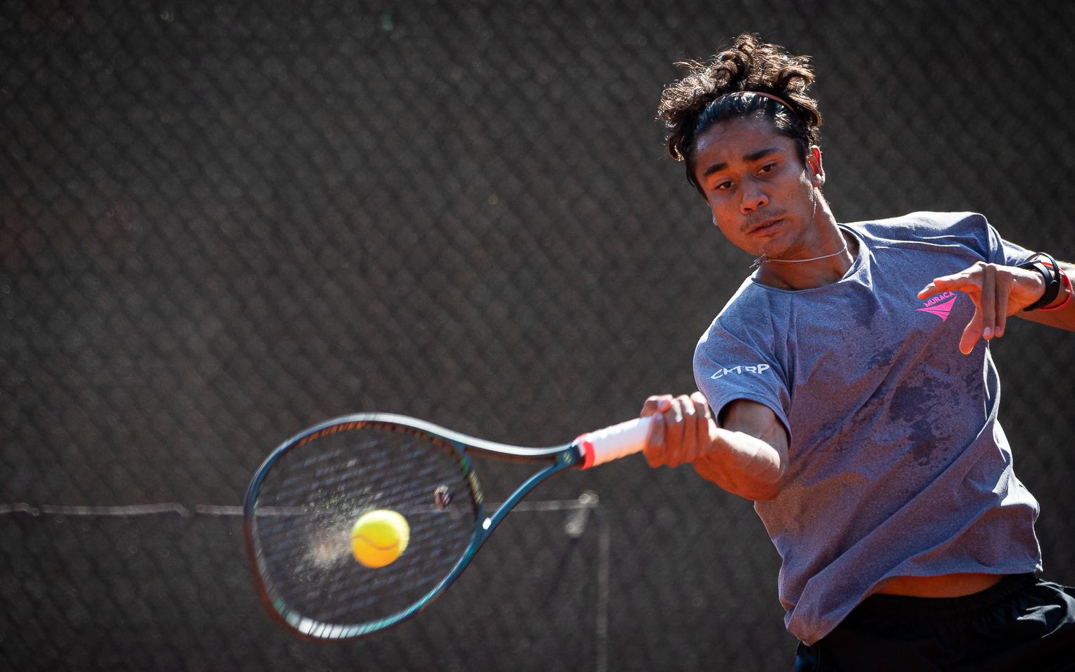 Copa Evane Open de Tênis começa nesta segunda-feira em Cuiabá