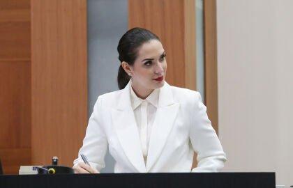 Janaina Riva é primeira mulher a assumir a 1ª Secretaria da ALMT