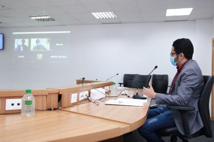 CST faz balanço de curso técnico em agentes de saúde e de combate a endemias