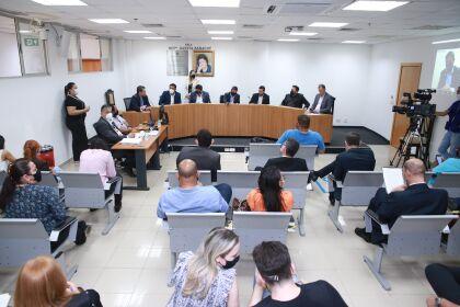 Comissão de Segurança ouve delegados afastados da Defaz