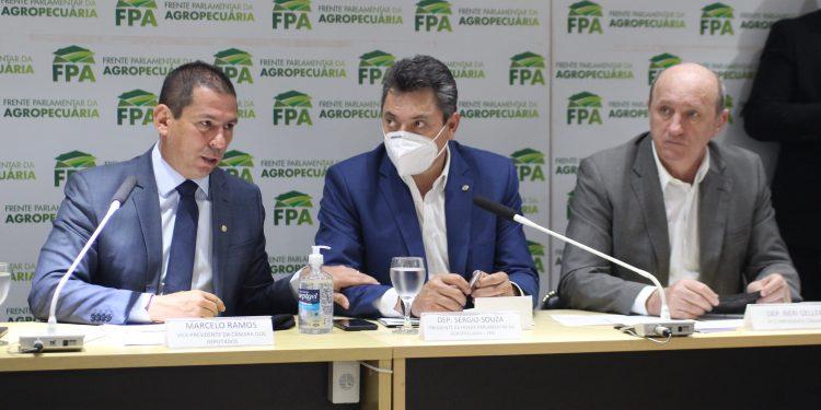 """A agricultura brasileira é de baixo carbono"", diz deputado Marcelo Ramos"