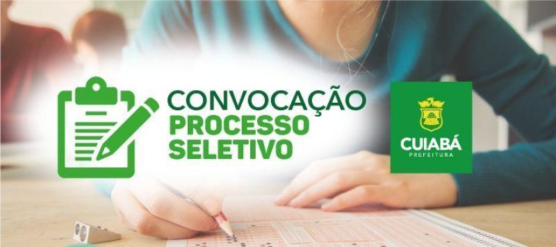 Prefeitura de Cuiabá convoca 114 aprovados no Processo Seletivo da Secretaria de Educação