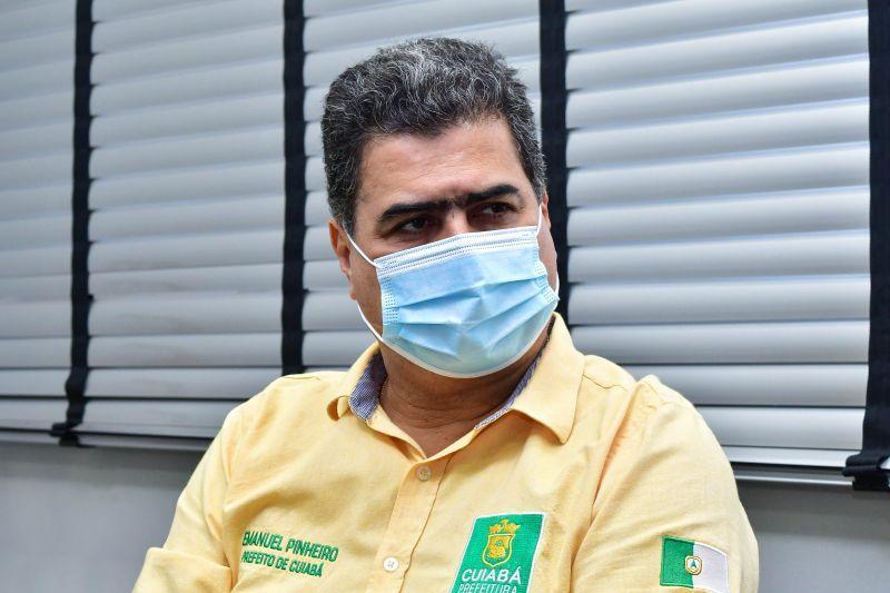 Pagamento da folha salarial de setembro será efetuado pela gestão Emanuel Pinheiro na quinta-feira (30)