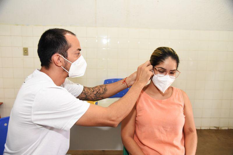 Secretaria de Saúde inicia o Setembro Amarelo com sessões de auriculoterapia e reiki para os profissionais que atuam no CAPS 1