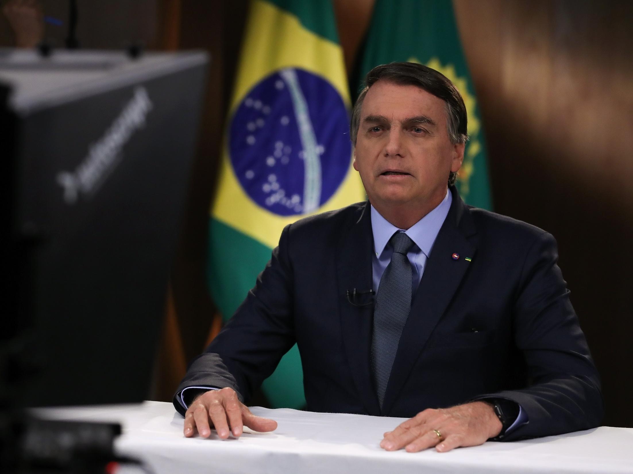 Governo vai apresentar projeto para produção de fertilizantes, diz Bolsonaro