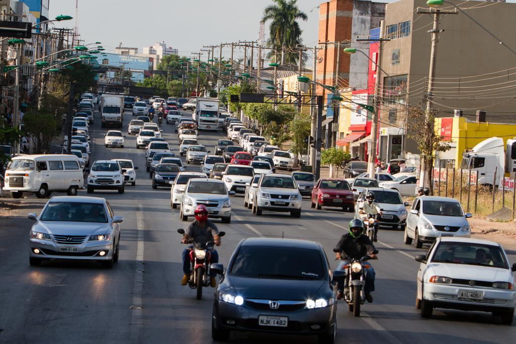 Voltar Licenciamento de veículos com placas finais 5, 6 e 7 vence dia 30 de setembro