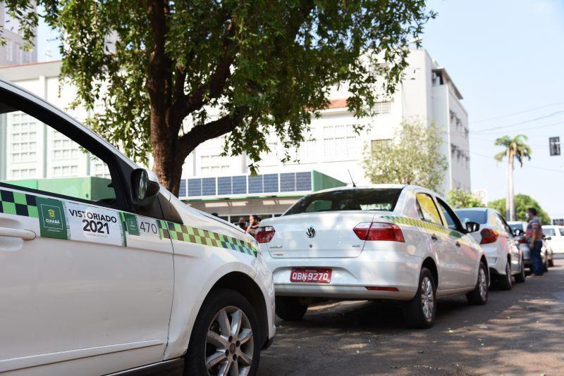 Prefeito prorroga pagamento de tributos municipais para taxistas e mototaxistas